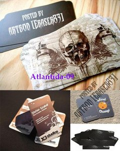 Amazing Business Cards of the World 3
