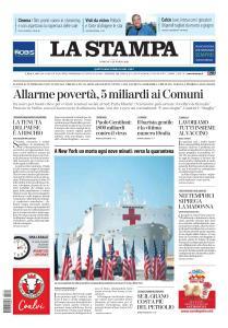 La Stampa Imperia e Sanremo - 29 Marzo 2020