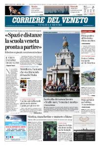 Corriere del Veneto Venezia e Mestre – 29 agosto 2020