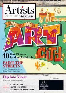 The Artist's Magazine - June 2018