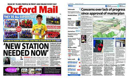 Oxford Mail – June 20, 2018