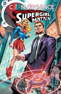 Convergence - Supergirl - Matrix 001 2015 2 covers digital