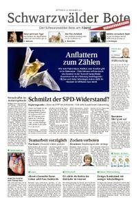 Schwarzwälder Bote Hechingen - 22. November 2017