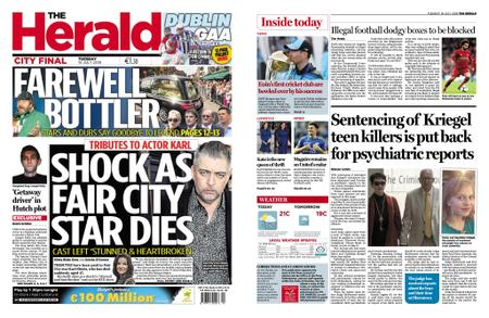 The Herald (Ireland) – July 16, 2019