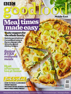 BBC Good Food Middle East - September 2019