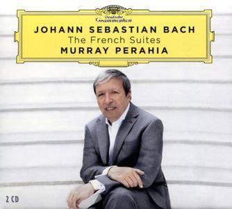 Murray Perahia - Johann Sebastian Bach: The French Suites (2016) {Deutsche Grammophon}