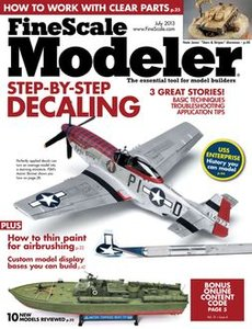 FineScale Modeler 2013-07 (Vol.31 No.06)