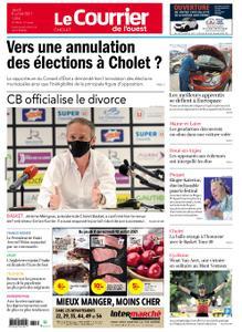 Le Courrier de l'Ouest Cholet – 08 juillet 2021