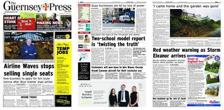 The Guernsey Press – 03 January 2018