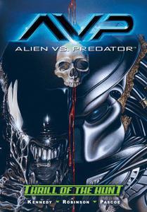 Dark Horse-Aliens Vs Predator Thrill Of The Hunt 2016 Hybrid Comic eBook