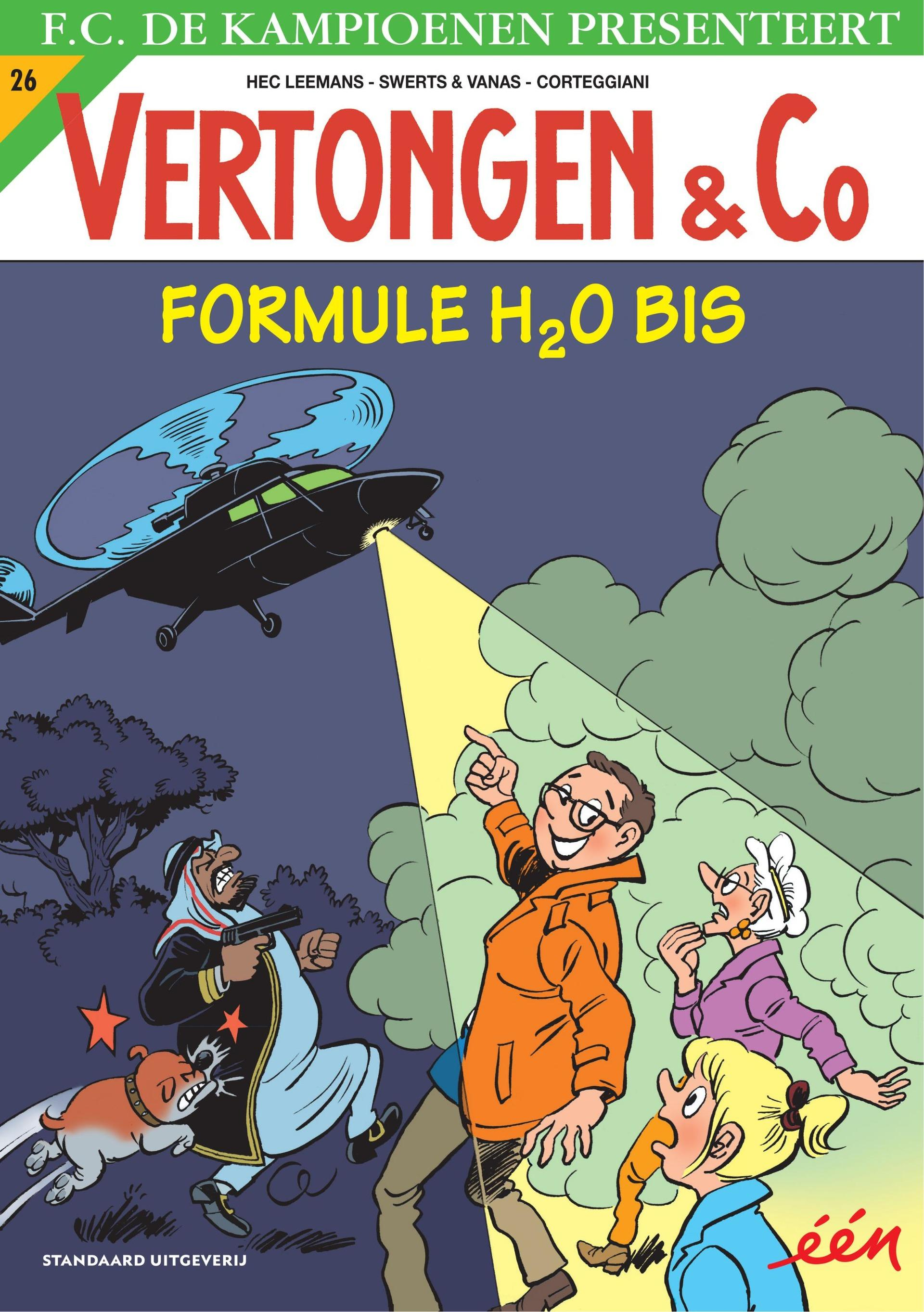 Vertongen & Co - 26 - Formule H2O Bis