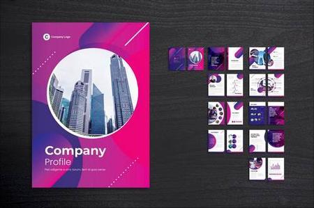 Company Profiles for Creative Agency