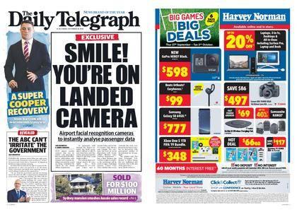 The Daily Telegraph (Sydney) – September 28, 2018