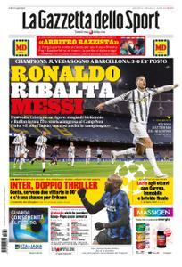 La Gazzetta dello Sport Sicilia – 09 dicembre 2020