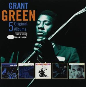 Grant Green - 5 Original Albums [5CD Box Set] (2018)