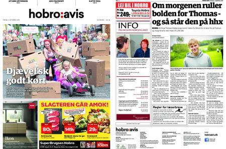 Hobro Avis – 03. september 2019