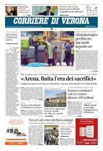 Corriere di Verona - 22 Giugno 2018