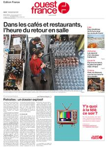 Ouest-France Édition France – 09 juin 2021