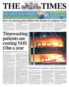 The Times - 2 January 2018