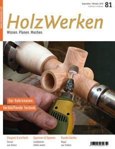 HolzWerken - September/Oktober 2019