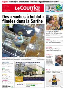 Le Courrier de l'Ouest Angers – 21 juin 2019