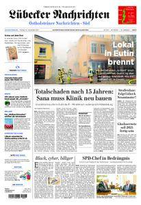 Lübecker Nachrichten Ostholstein Süd - 24. November 2017