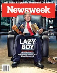 Newsweek USA - August 11, 2017