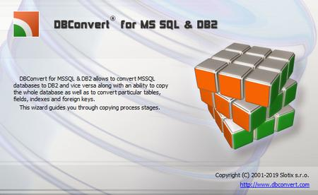 DBConvert for MSSQL and DB2 2.1.1