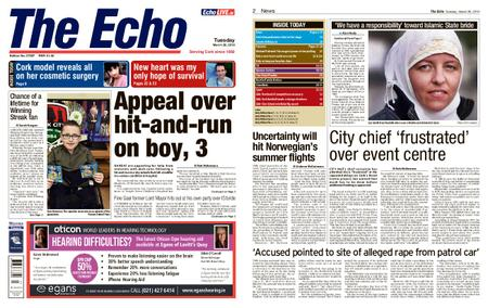 Evening Echo – March 26, 2019