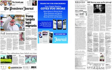 The Providence Journal – August 13, 2019