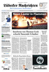 Lübecker Nachrichten Bad Schwartau - 24. September 2019