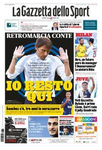 La Gazzetta dello Sport Bergamo – 04 agosto 2020