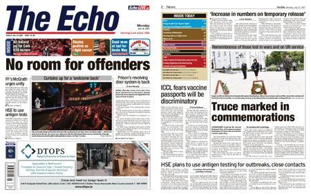 Evening Echo – July 12, 2021