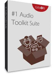GiliSoft Audio Toolbox Suite 2019 7.3 (x32/x64)