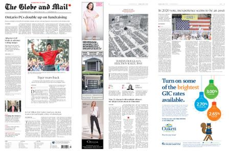 The Globe and Mail – April 15, 2019