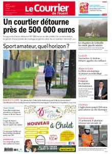 Le Courrier de l'Ouest Cholet – 18 mars 2021