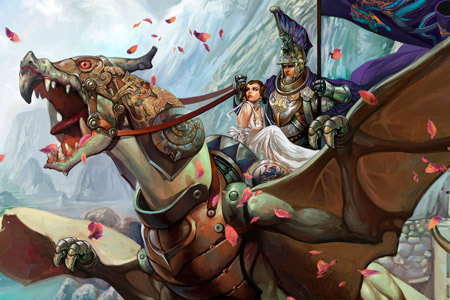 Wallpapers - CG Art by Chen Wei