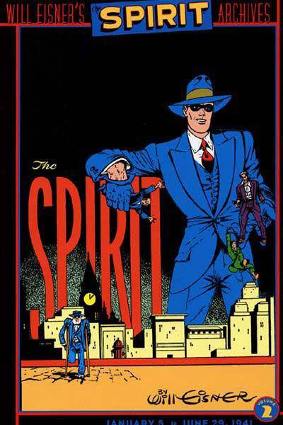 Spirit Archives Volume 02