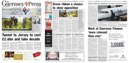 The Guernsey Press – 24 January 2020