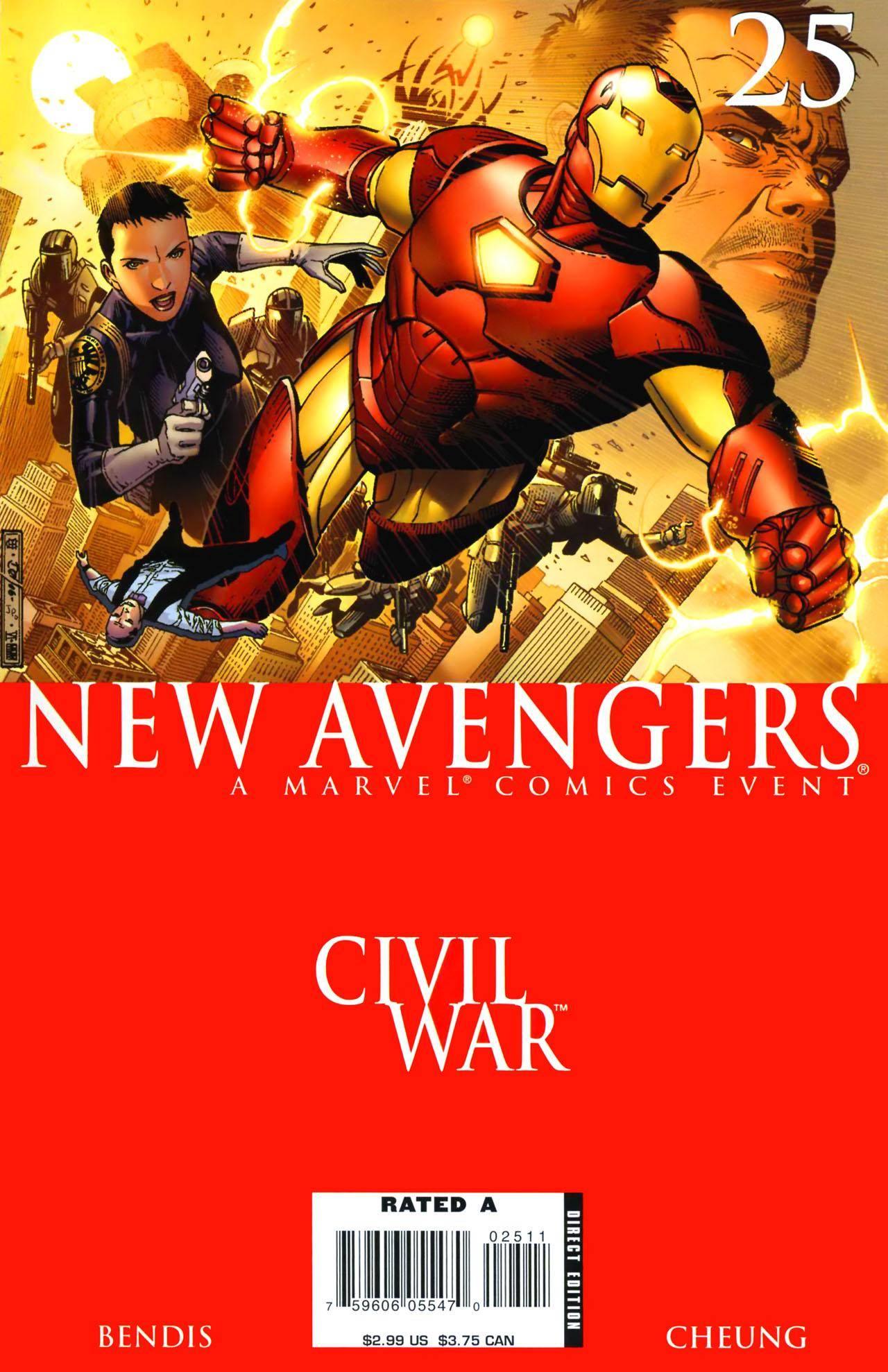 New Avengers 025