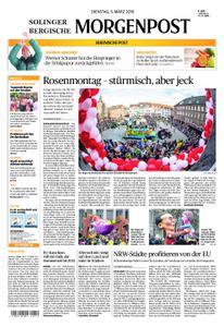 Solinger Morgenpost – 05. März 2019