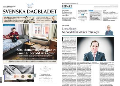 Svenska Dagbladet – 24 november 2019