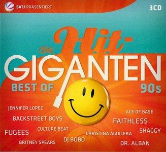 VA – Die Hit-Giganten: Best Of 90's (2013) {3CD Box Set}