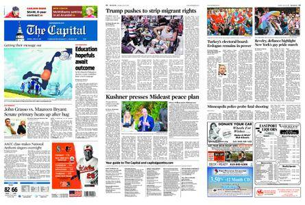 The Capital – June 25, 2018
