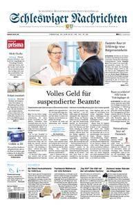 Schleswiger Nachrichten - 26. Juni 2018