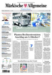 Märkische Allgemeine Prignitz Kurier - 02. Oktober 2018