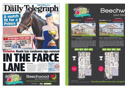 The Daily Telegraph (Sydney) – November 05, 2019
