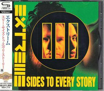 Extreme - III Sides To Every Story (1992) [Japan SHM-CD, 2012]