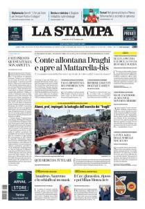 La Stampa Torino Provincia e Canavese - 6 Settembre 2020