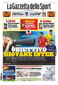 La Gazzetta dello Sport Roma – 04 aprile 2020